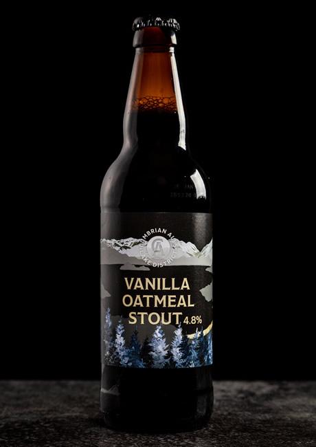 Vanilla Oatmeal Stout