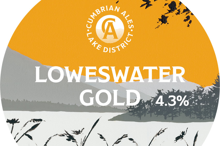 New look branding for Cumbrian Ales